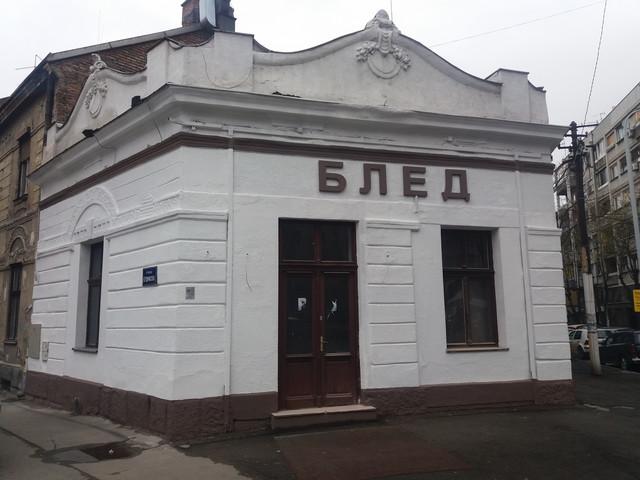 """Kafana """"Bled"""" ostaje simbol prestonice"""