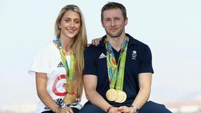 Mistrzowie olimpijscy Kenny i Trott wzięli ślub