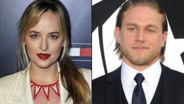 Dakota Johnson i Charlie Hunnam