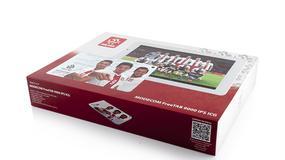 Tablet dla fanów piłki nożnej
