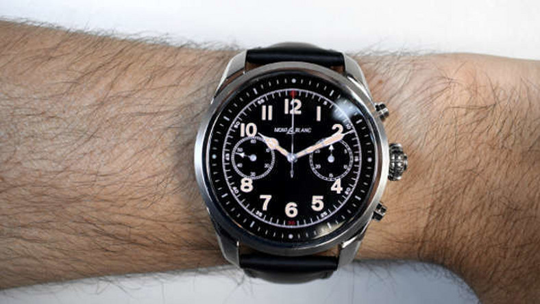 Montblanc Summit 2 to pierwszy smartwatch ze Snapdragon Wear 3100