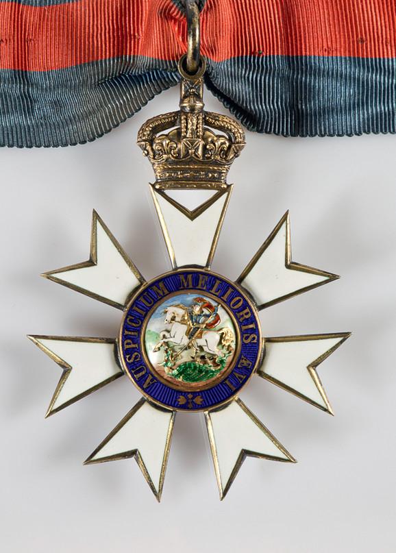 Orden Svetog Mihaila i Svetog Georgija trećeg reda