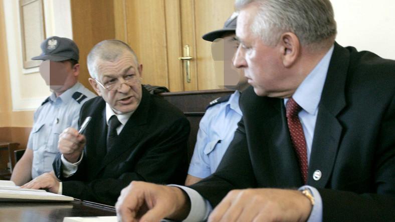 Rozpoczął się proces Leppera i Łyżwińskiego
