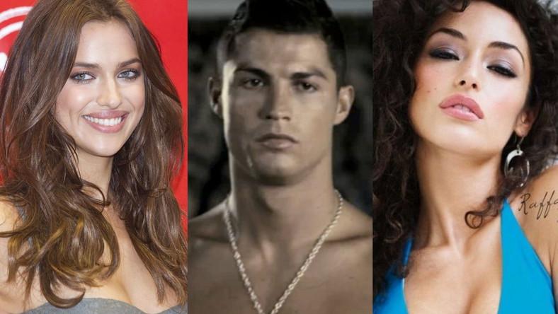 Zobacz partnerki gwiazdora z Portugalii