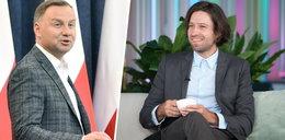 """Nowy prowadzący """"Mam Talent"""" parodiuje słynny wywiad Andrzeja Dudy. Fani """"Pan Kempa na prezydenta!"""""""