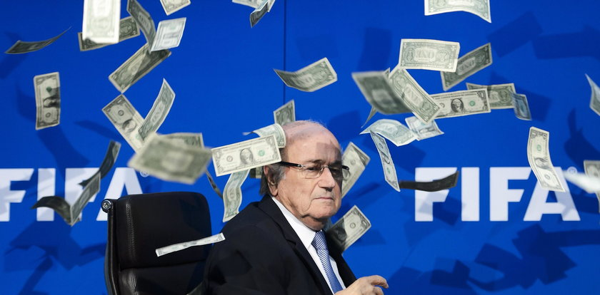 Sądny dzień dla Seppa Blattera