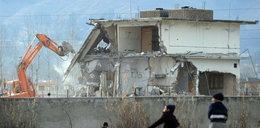 Rozwalili dom Bin Ladena
