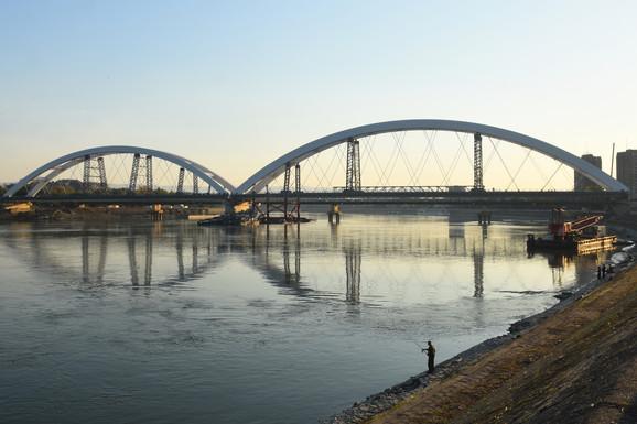 Žeželjev mostu u Novom Sadu