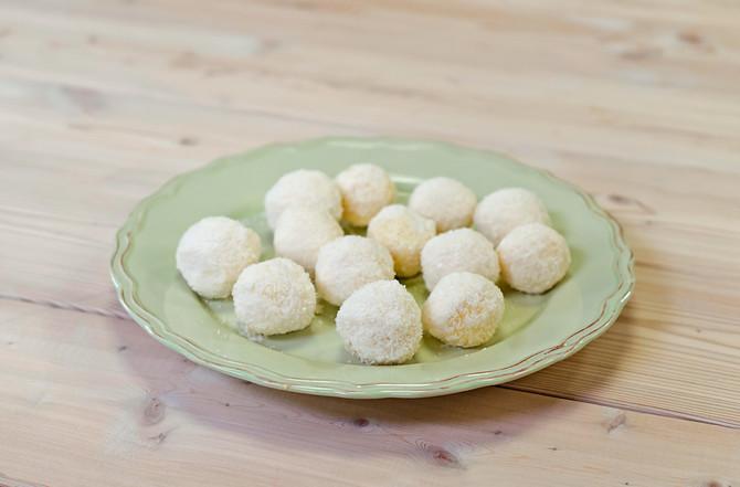 Kokos trifle