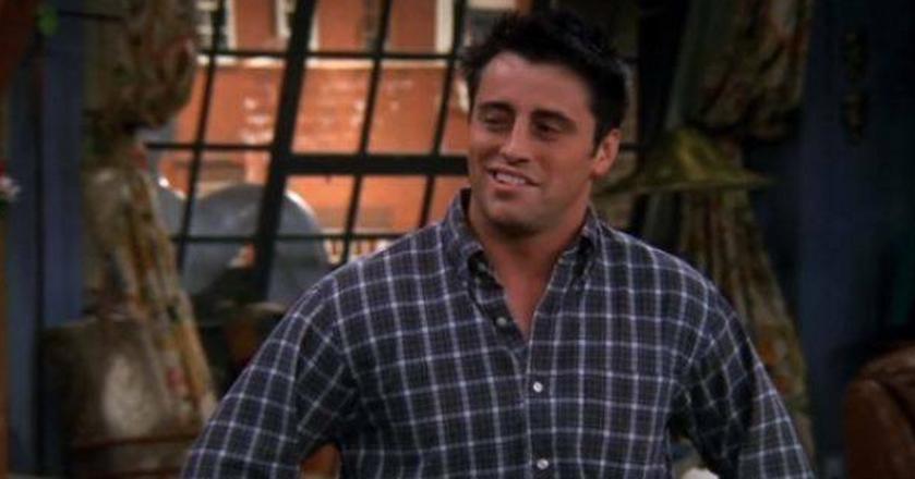 """Joey Tribbiani, postać z serialu """"Friends"""", której nie dało się nie lubić"""