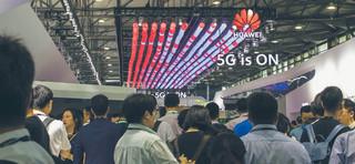 Huawei: Pierwszy na świecie, bo z Państwa Środka