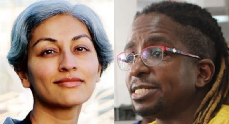 Poet Shailja Patel flees the country after losing sexual assault case against journalist Tony Mochama