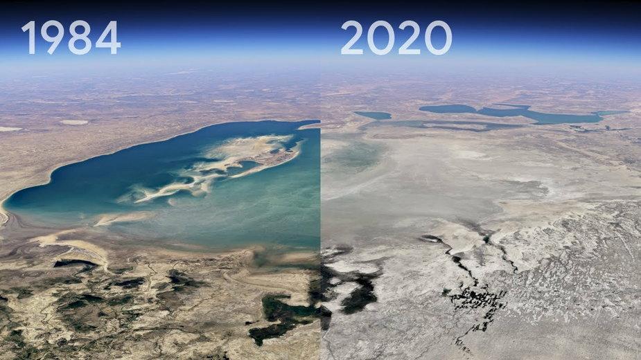 Nowa funkcja Google Earth jest dostępna dla wszystkich