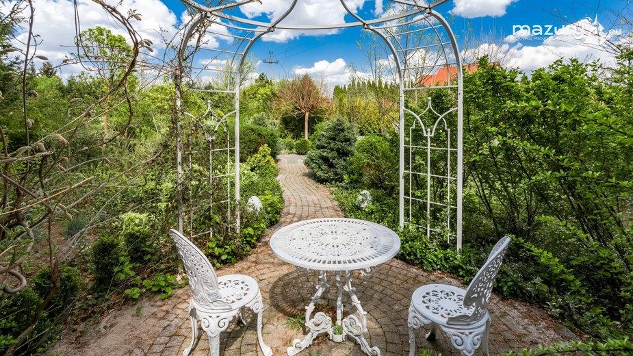 Baśniowy Ogród na Mazurach