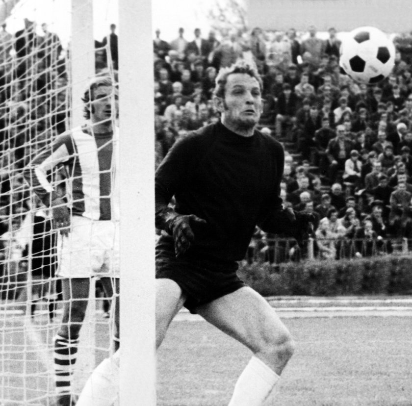 Legendarny polski bramkarz w stanie krytycznym. Miał udar