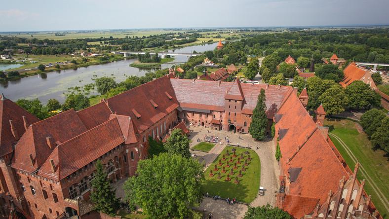 Do roku 1457 była to siedziba wielkich mistrzów zakonnych i władz Prus Wschodnich...