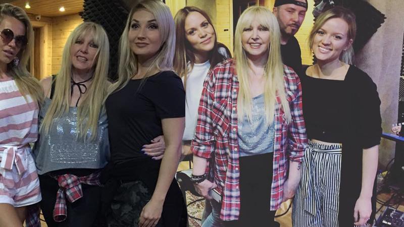 Maryla Rodowicz i goście jej koncertu