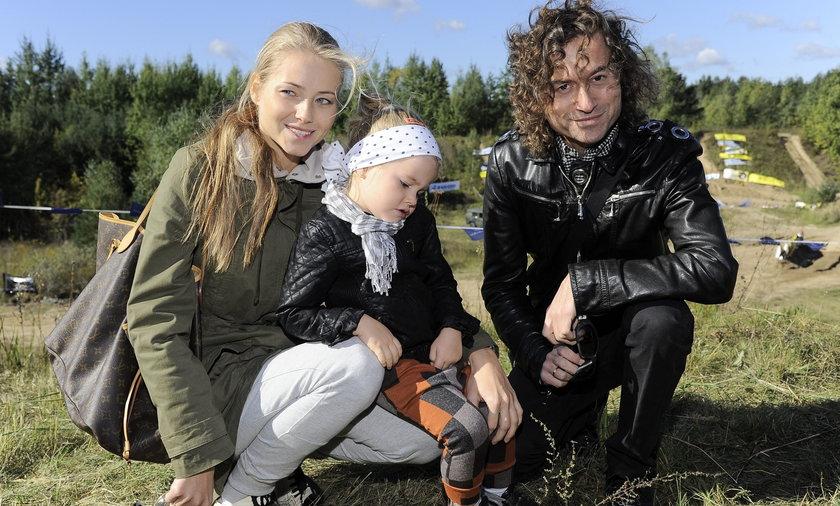 Vip Cross - Piotr Rubik z rodziną
