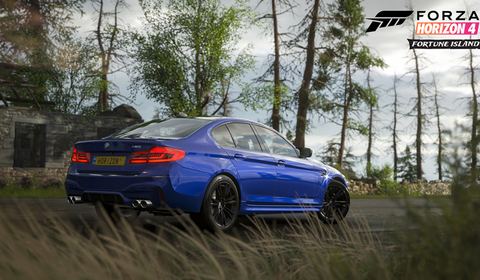 Dodatek do Forza Horizon 4: Fortune Island