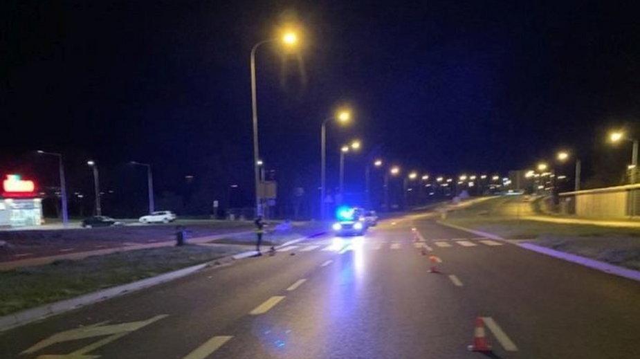 Do tragicznego w skutkach zdarzenia doszło 11 maja około godz. 21.30