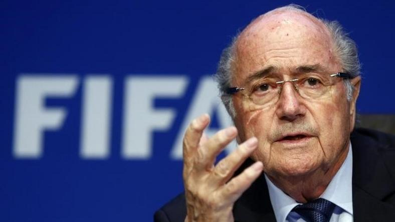 Sepp Blatter stepped down as FIFA president following indictment in a criminal case.