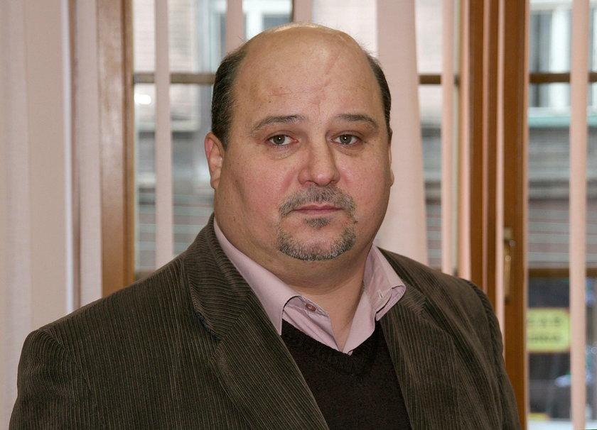 """Krzysztof Urban, szef """"S"""" w KWK Mysłowice-Wesoła"""