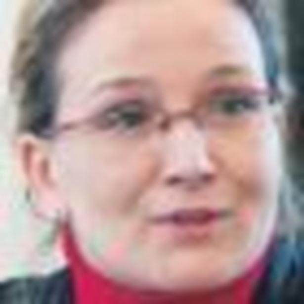 Mariola Dwornikowska, ekonomistka, wcześniej pracowała m.in. jako wicedyrektor finansowy w jednym z wrocławskich szpitali Fot. Wojciech Górski