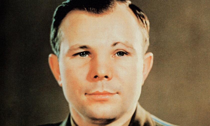 Jurij Gagarin sfałszował życiorys, by polecieć w kosmos.  Foto: Wassili Malyschew, Be&w