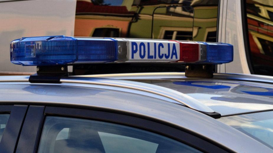 Policja pod nadzorem prokuratury wyjaśnia okoliczności zdarzenia