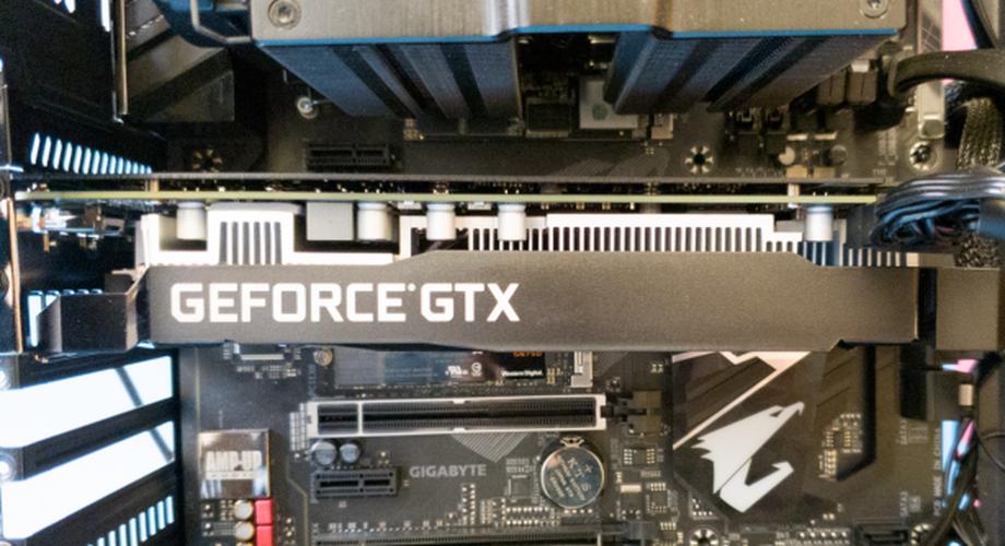 KFA2 Nvidia GTX 1660 Super im Test