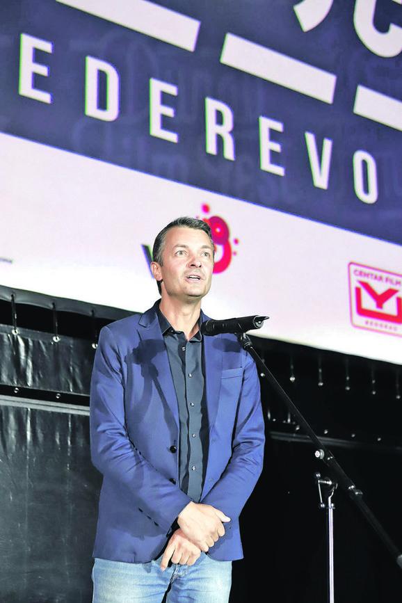 Idejni tvorac festivala Igor Stanković