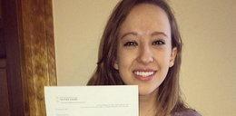Nastolatka zginęła, spełniając swoją obietnicę
