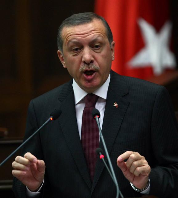 Erdogan: Očekujte reakciju