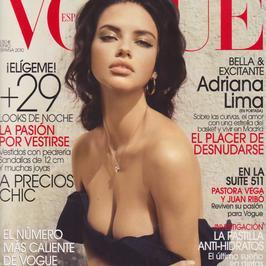 Adriana Lima hiszpańską seksbombą