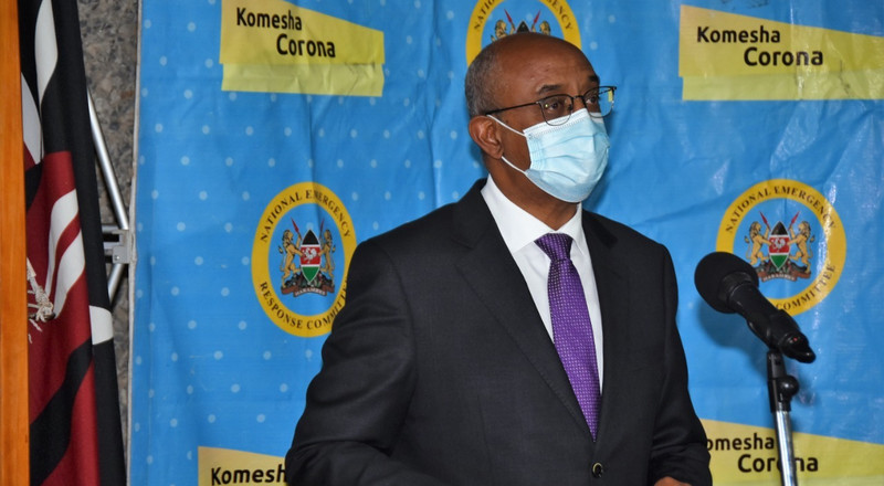Kenya's Covid-19 deaths surpass 600 mark as 104 new infections reported