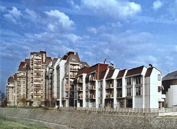 "Poznata ""Lepa Brena"" u Kragujevcu"