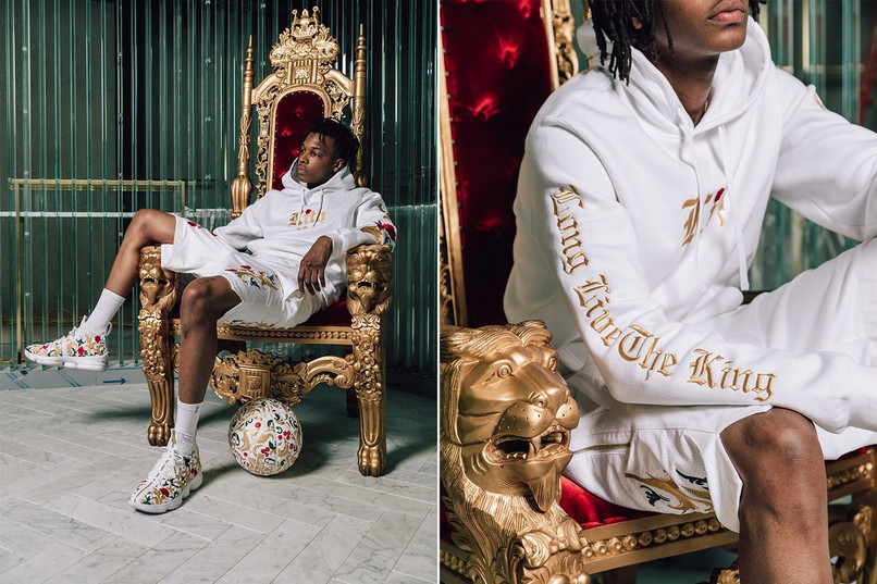 "KITH x Nike ""Long live the King"""