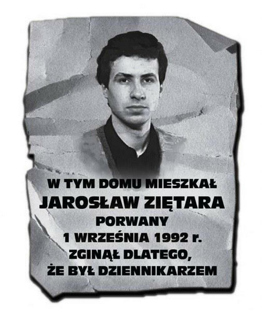 Służby wystawiły zabitego dziennikarza Ziętarę?