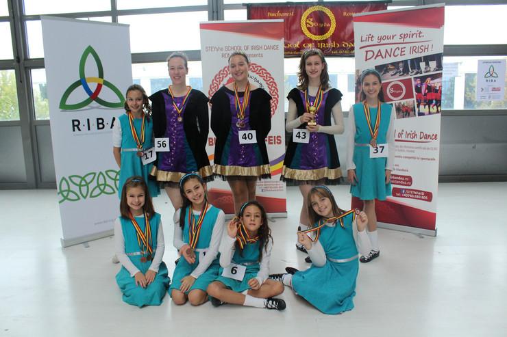 Škola irskog plesa Erin's Fiddle