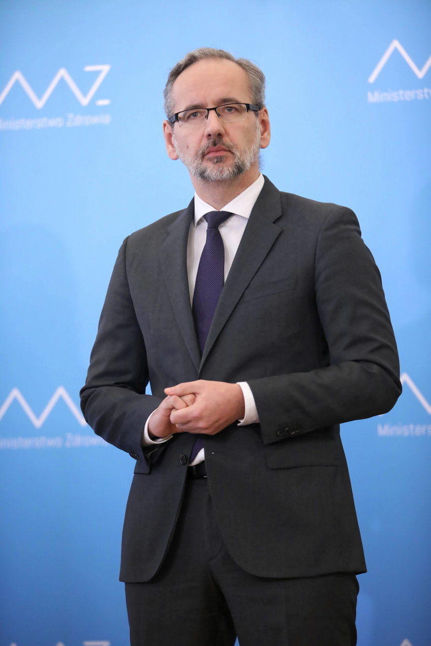 Nowy minister zdrowia Adam Niedzielski