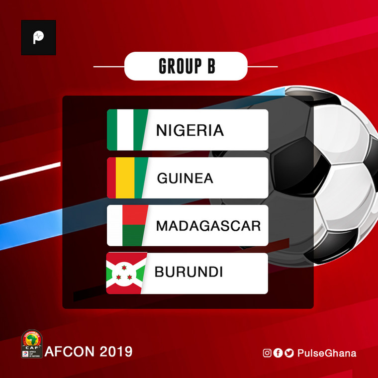 AFCON Group B