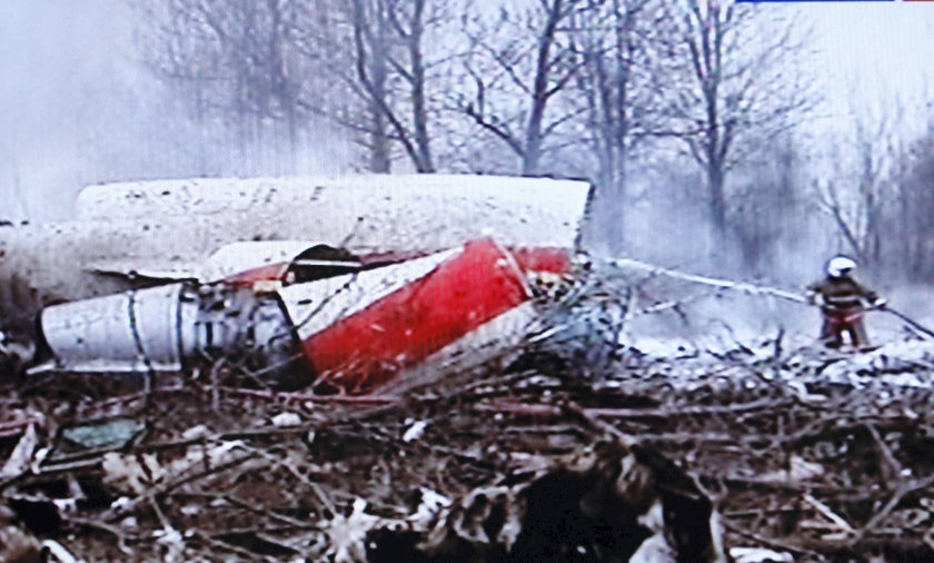 Ostatnie chwile prezydenta Lecha Kaczyńskiego przed katastrofą smoleńską.