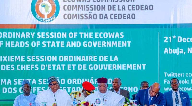 ECOWAS adopts Ec as the symbol for ECO - its single currency system