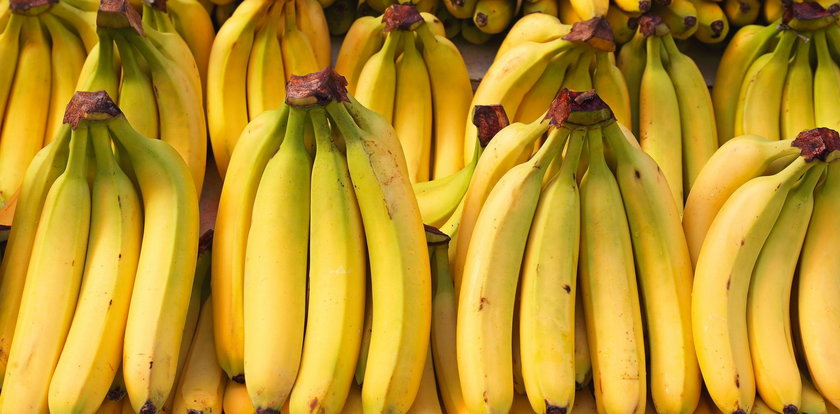 Nielegalne miliony ukryte w bananach!