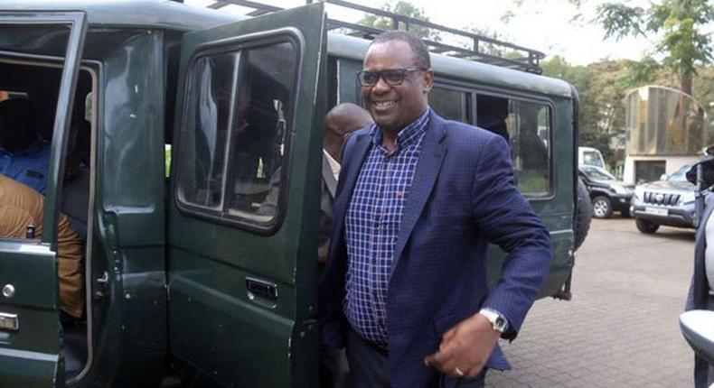 Former Nairobi Governor Evans Kidero