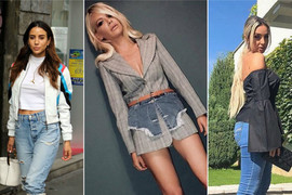 Već su PLANULE po beogradskim buticima: Ove slavne lepotice nose najlepše čizme