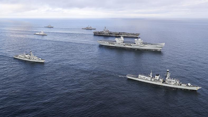 Chiny roszczą sobie prawo do całego Morza Południowochińskiego