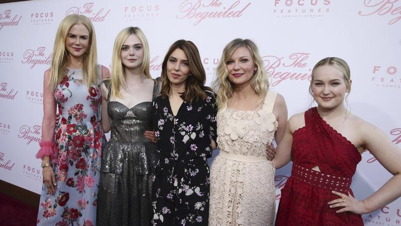 """The Beguiled"" - premiera w Los Angeles"