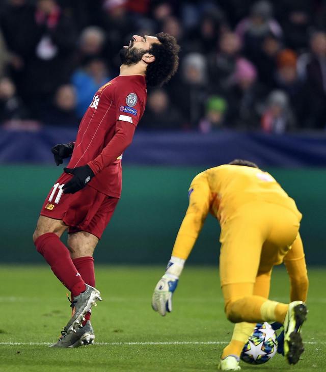 Cican Stanković nastavio je da nervira zvezdu Liverpula, Mohameda Salaha