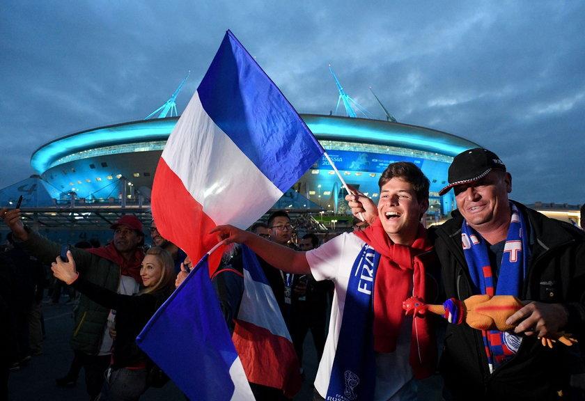 Francja kibice